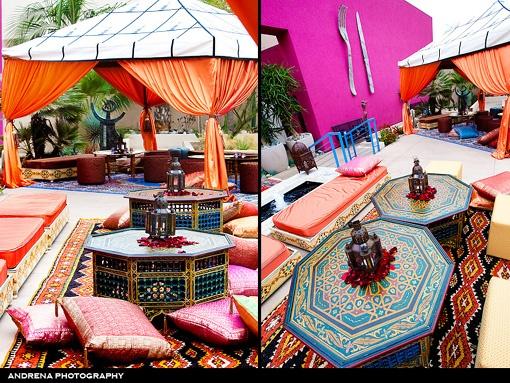 beautiful sangeet decor!