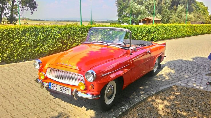 Skoda Felicia Super 1961