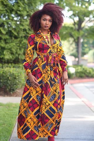 05aca3c6b10 Modern African Clothing Store