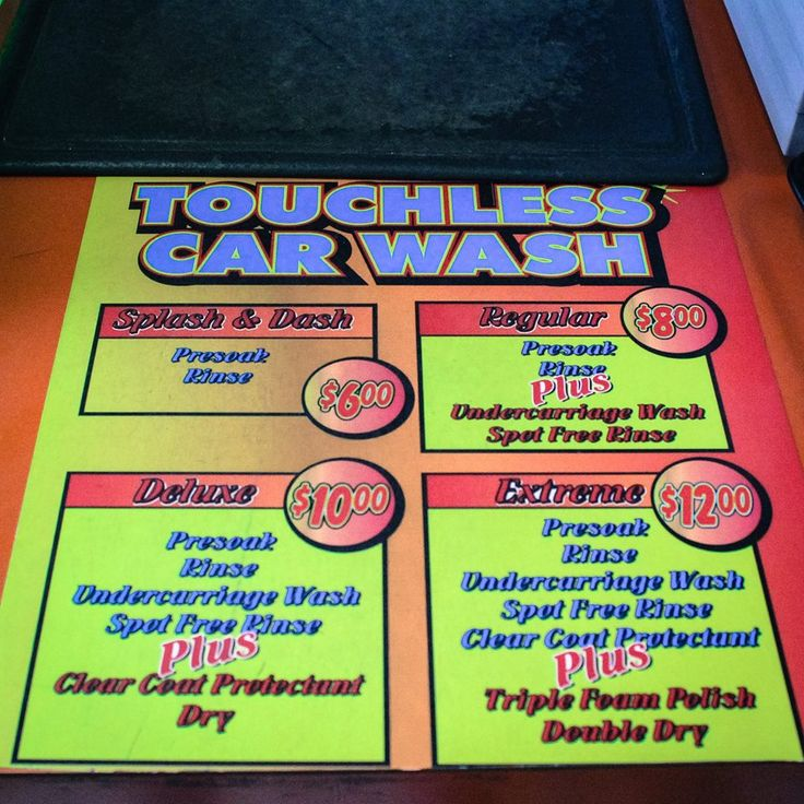 Pick a car wash, any car wash!  #YYC #YYCBusines #YYCCarCleaning #CarCleaning #CarWash #Detailing