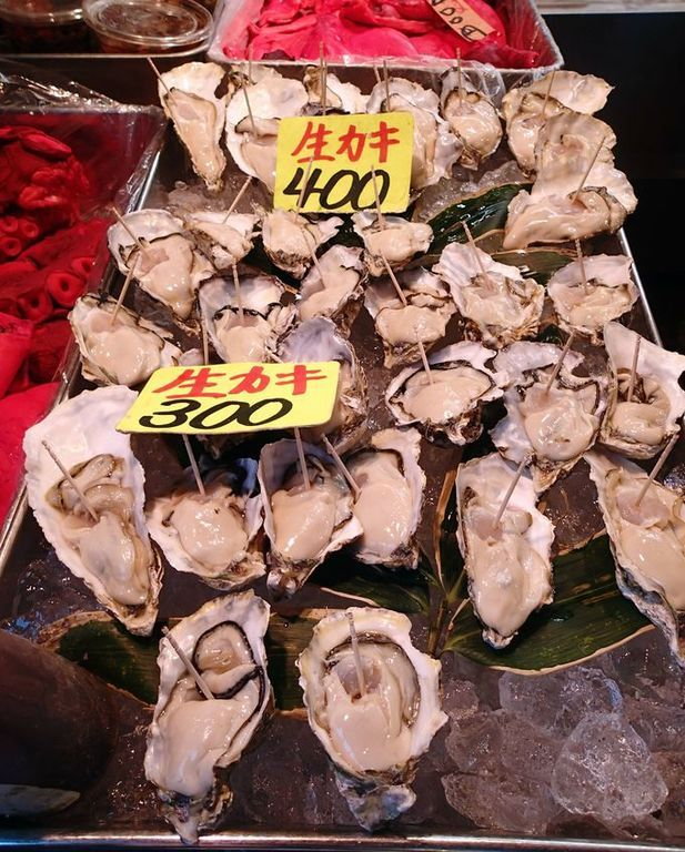 Not only Sushi! - Best Foods Guide around Tsukiji fish market, Tokyo!