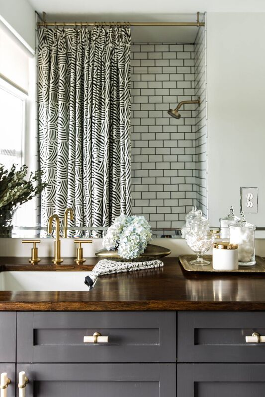 Best 25 bathroom renovations ideas on pinterest guest How often should you change your shower curtain