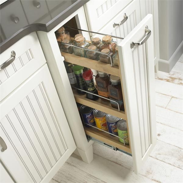 17 best images about kitchen ideas on pinterest for Secret drawer kitchens