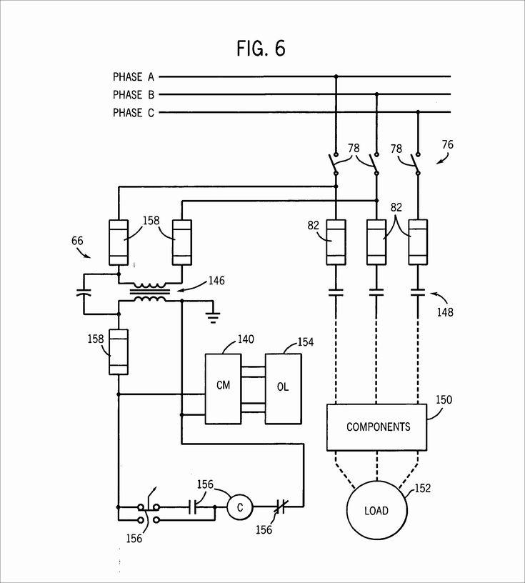New Simple Contactor Wiring Diagram  Diagramsample