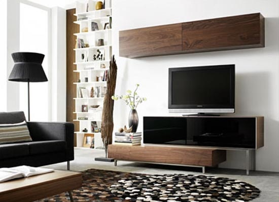 Better Entertain-room Organizing Tips-Greats Multimedia Solutions by BoConcept Chicago