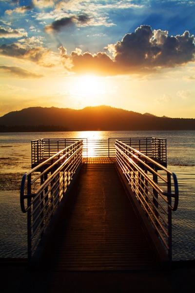 Gorgeous view of Big Bear Lake, CA  http://www.rentalhomes.com/listing/?q=big+bear+lake&x=0&y=0