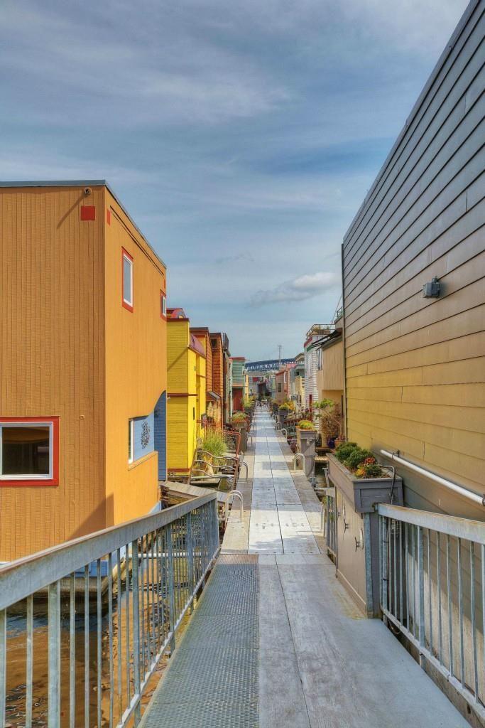 AuBergewohnlich Houseboat Seattle