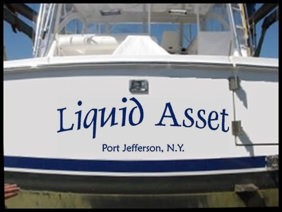 Naming Your Boat
