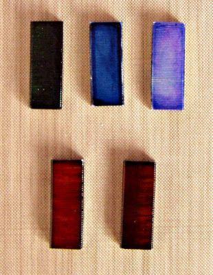 Papero amo: DIY barevné svorky