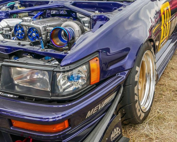 kamiwazajapanToyota Turbo 86 @stancenation Japan.  #スタンスネーション #stancenation #86 #ae86 #initiald #toyota86 #turbo #stancenationjapan #stancenationjapangedition