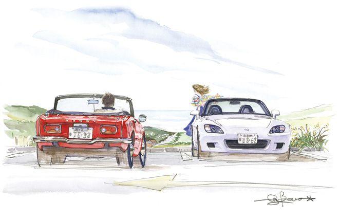 S800 S2000 - Bow / 池田和弘 - ギャラリー | オートカー・デジタル - AUTOCAR DIGITAL