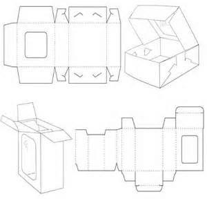 folding paper box templates - Bing Images