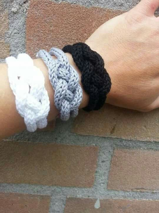 Armband punniken lekker stoer voor de zomer