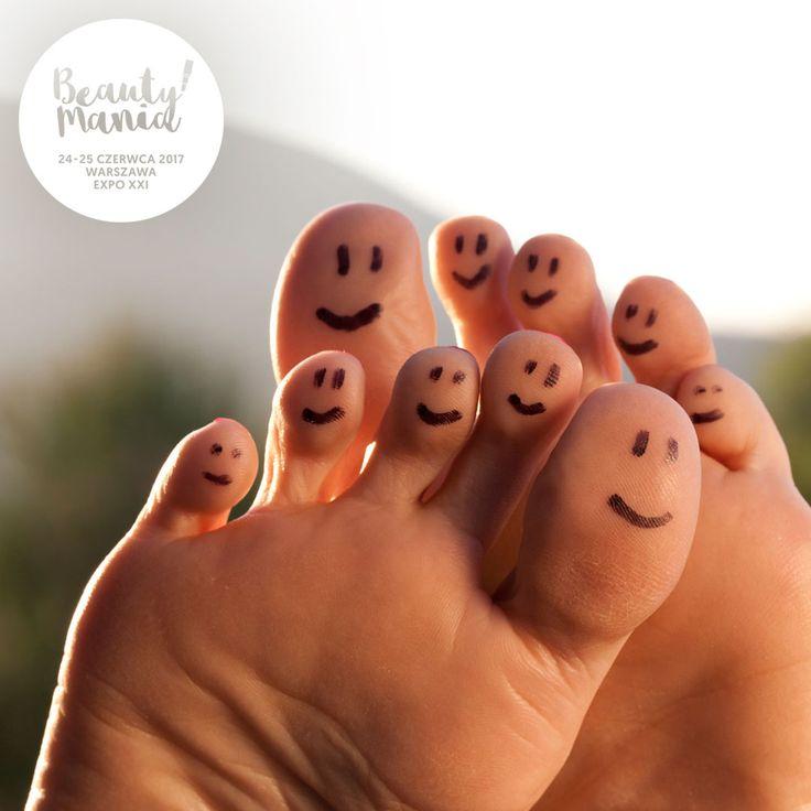 Leczysz odciski przed wakacjami? Odpowiadamy jak skutecznie to robić. Wykład kosmetologa, podologa, Pawła Antończaka ze Śląskiego Uniwersytetu Medycznego już o 12.45 w sobotę, 24 czerwca na Beauty Manii  #happyfeet #beautyclinic #beautymania #health #podology #porady #badanie #plantokonturograf #expoXXI #beautyschool #ŚUM #feet #care #beauty #podologia #zdrowie