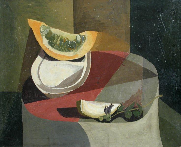 lilithsplace: Still Life -Robert MacBryde (1913–1966)