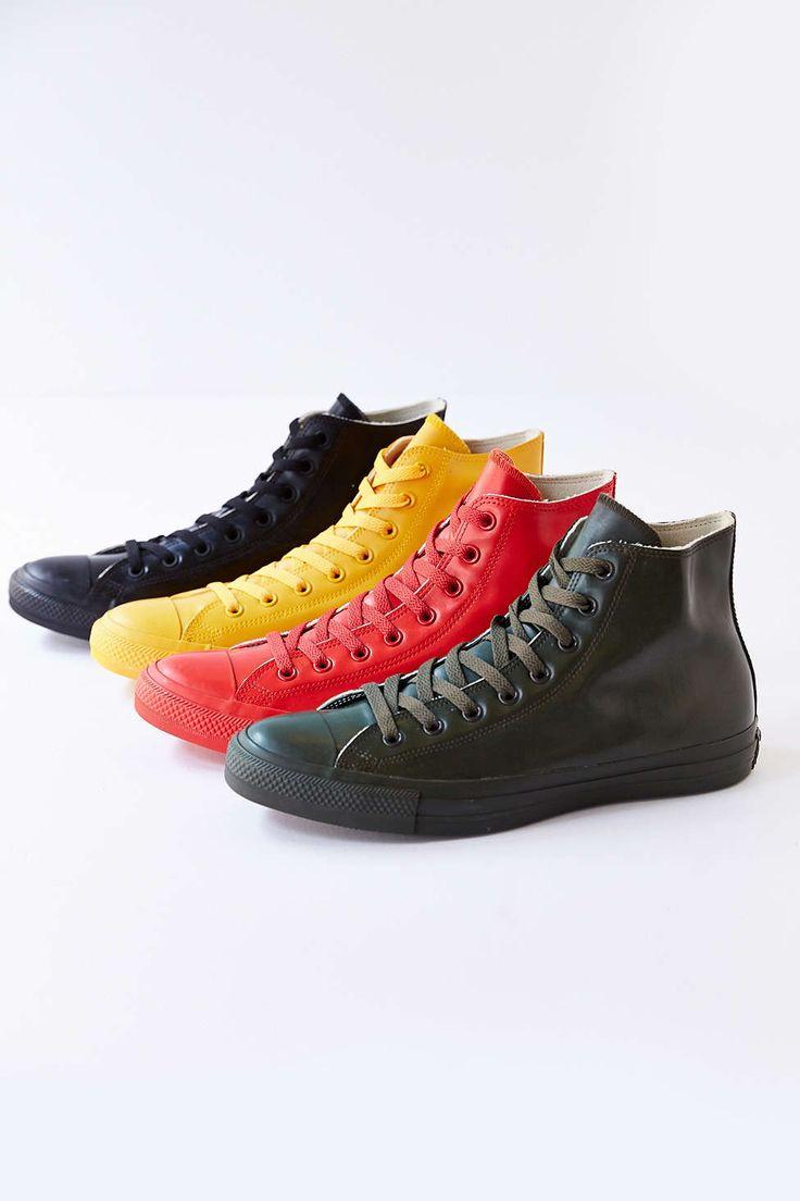 Converse Chuck Taylor All Star Men's Rubber High-Top Sneaker