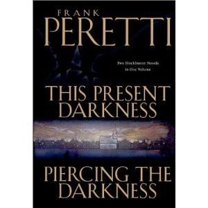 Frank Peretti 2 booksWorth Reading, Book Worth, Piercing, Frank Peretti, Favorite Book, Book Series, The Dark, Spirituality Warfare, Fiction Book