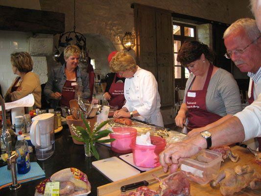 - Carla's Cookery - kookschool, één-tafel restaurant en cateringbedrijf