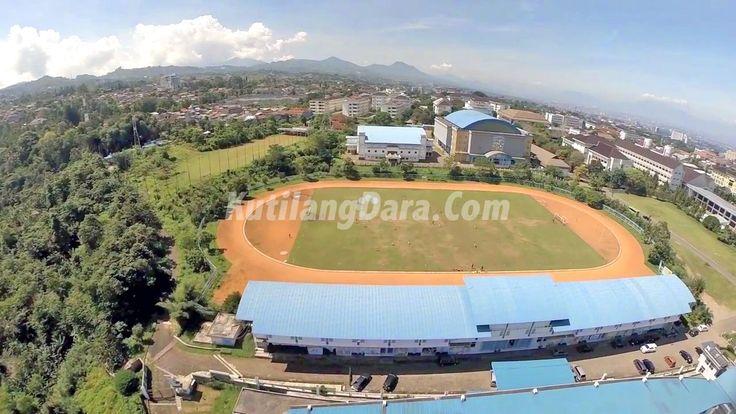 Aerial shot #1 of #stadionUPI @upiofficial #100MFromTheTop #Bandung #Indonesia // @infobdg @ilovebandung #WestJava