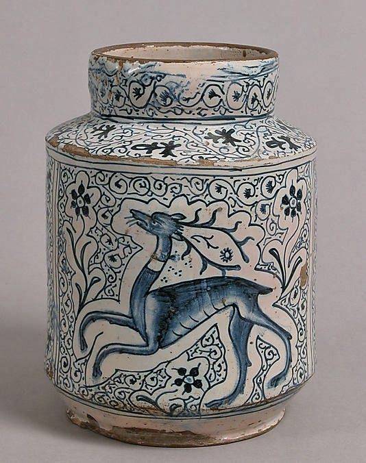 Pottery Thursday: A pot from the past