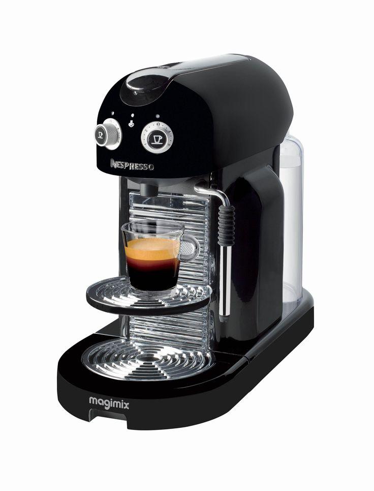 Magimix Nespresso Magimix Maestria Black 11330 @houseoffraser #Alliwantforchristmasfromhof
