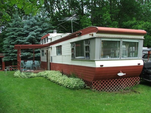 17 Best Images About Vintage House Trailers On Pinterest