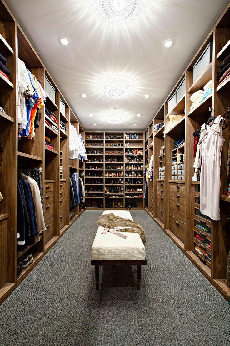 Lighting for closets - Man S Closet Lighting