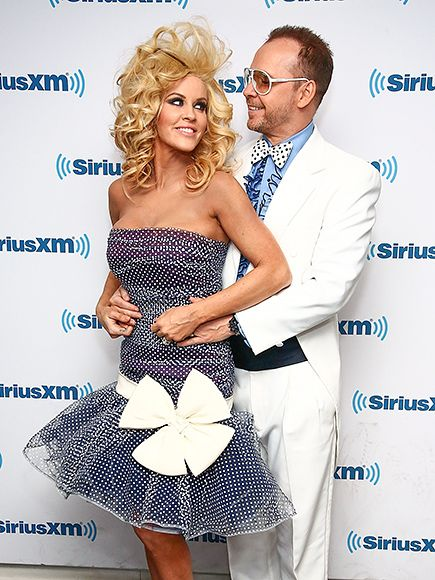 Star Tracks: Wednesday, May 18, 2016 | PROM KING & QUEEN | It's that time of year! SiriusXM host Jenny McCarthy and husband Donnie Wahlberg do their best prom impersonation on Tuesday to kick off SiriusXM's Prom Radio Channel.