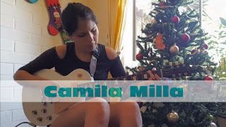 Camila Milla: Silent Night - Guitar Chord Melody    Loved Konstantin Vassiliev's version of this piece so I decided to give it a try. Merry Christmas everyone !  Thanks for watching! If you like it subscribe :)  You can follow me on: http://ift.tt/2sgzR5z http://ift.tt/2rLMkdI  Silent Night - Guitar Chord Melody  Camila Milla