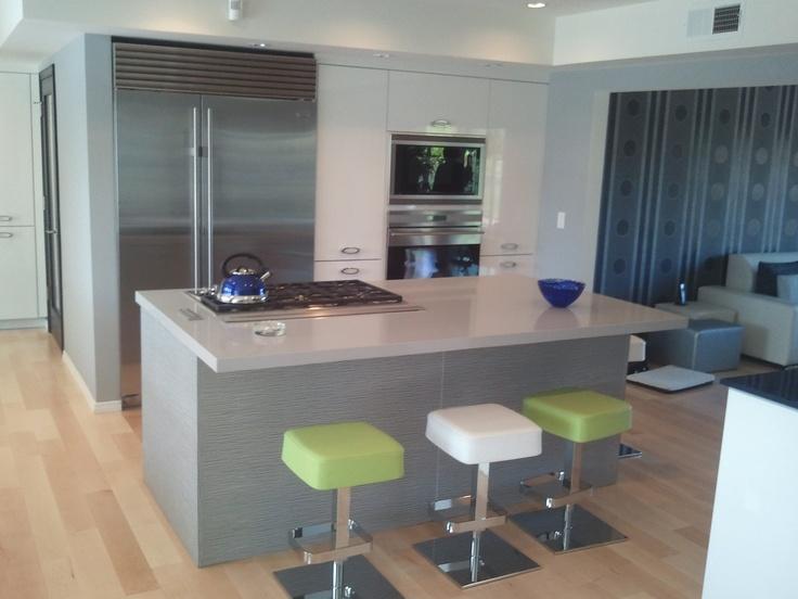 Bauformat modern kitchen in Los Angeles, CA