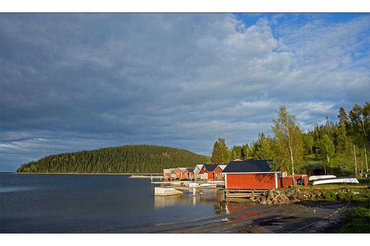 Höga Kusten - Kramfors, Vasterbotten
