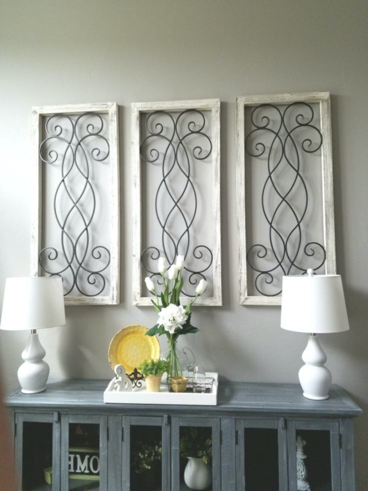 Hobby Lobby Find Wood Wrought Iron Wall Decor Amazon Lamps
