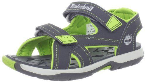 Timberland Mad River 2 Strap Sandal (toddler/Little Kid/Big Kid) Timberland. $25.95. Two straps with hook-and-loop adjustability for an optimal fit. Rubber sole. Mamade. Built-in protector fights odors and doesn't wash or wear off. Lightweight and water-friendly synthetic upper. EVA footbed for lightweight cushioning, shock absorption and all-day comfort. Crash BlasterTM technology provides enhanced cushioning that reduces shock to the body for all-day comfort while running, ju...