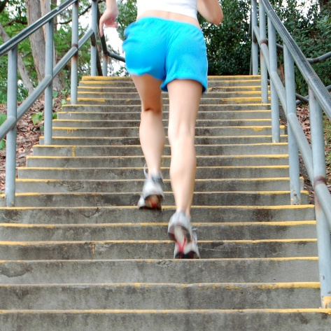 climb stairs for weight loss