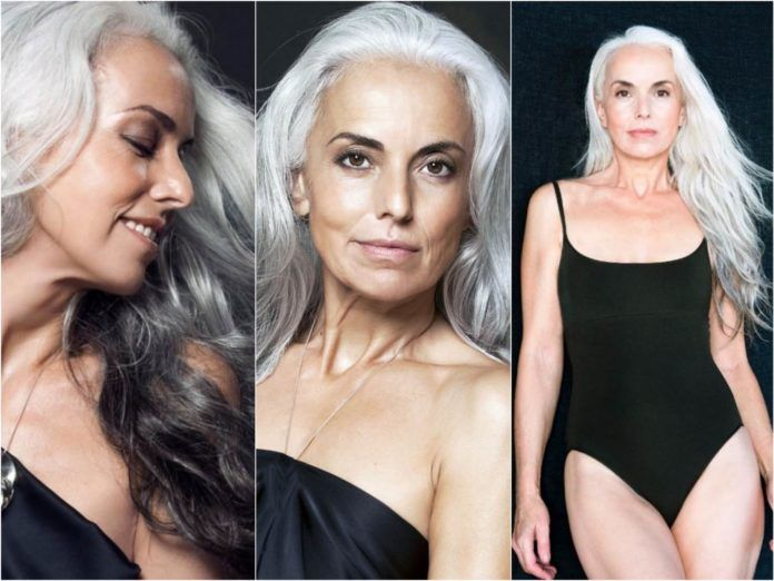 63 Year Old Model Shatters The Age Myth And Shocks The World With