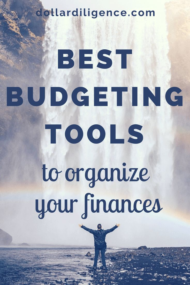Check out my best budgeting tools to organize your finances. If you want to gain control of your finances, you need to get organized! These tools will help!