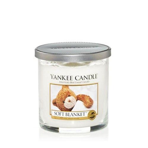 Yankee Candle Soft Blanket Small Pillar