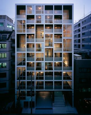 STYIM Apartments aat+Makoto Yokomizo Architects , Hase Architects