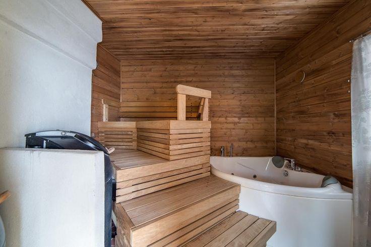 Perinteinen sauna 7648057