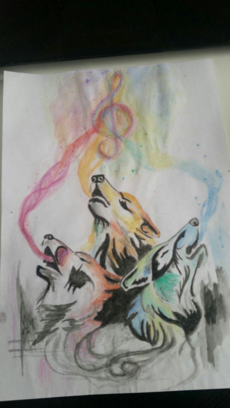 Every howl creates a symphony