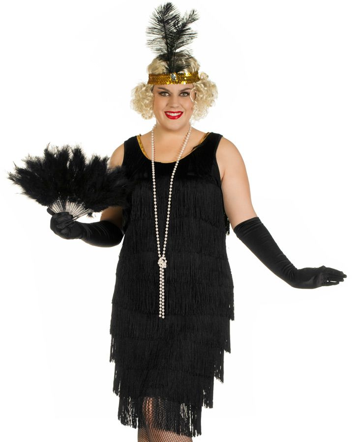 Plus Size Flapper Dress | Fresh Fashion Style