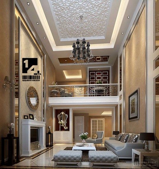 Art Deco Interior Chinese Influence