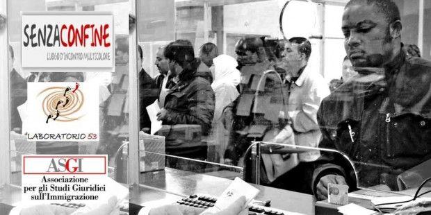SenzaConfine, in collaborazione con Asgi, Laboratorio53 e Esc Infomigrante, invita alla presentazione dei progetti Polo di garanzia per la tutela dei diritti dei migranti e Centro Operativo per il diritto d'asilo. Giovedì 27 marzo, dalle ore 18.00, presso Esc Atelier Autogestito, via dei Volsci 159 (San Lorenzo), Roma.