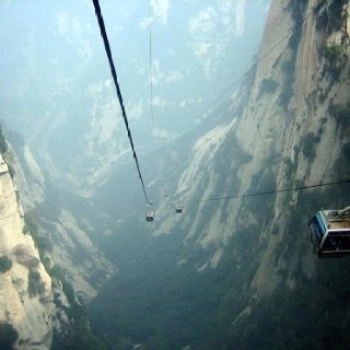 Tianmen Mountains - The real beauty of CHINA
