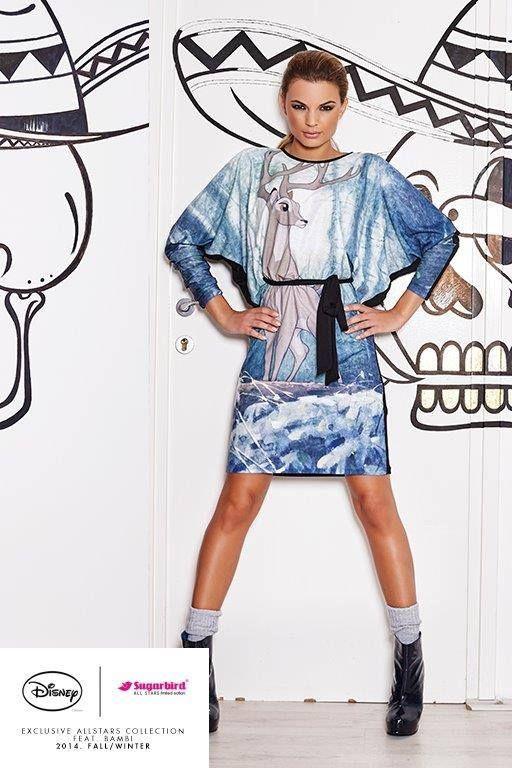 #Sugarbird #Woman #fashion #Disney