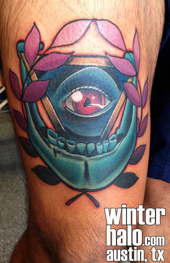 51 best images about tattoos by chris hedlund on pinterest for Eye tattoo art