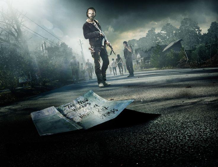The Walking Dead    In een wereld die is overgenomen door zombies probeert een groep mensen te overleven. 'Seizoen 1 t/m 4 & deel 1 van seizoen 5 (8 afleveringen) is beschikbaar On Demand.'