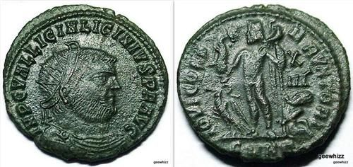Ancient & Shipwreck - AN ANCIENT COIN CONSTANTINE 1--YEAR 321-324 .Over 1600 YEARS OLD---GUARANTEED AUTHENTIC for sale in Cape Town (ID:212552422)