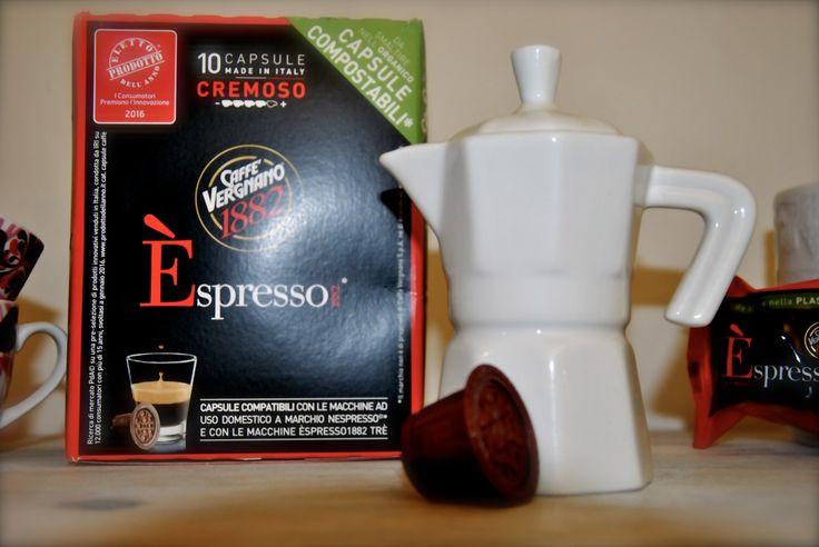 CAFFE' VERGNANO BUONO ED ECOLOGICO!