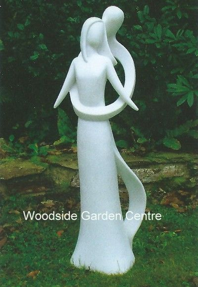 Large Contemporary Infinite Love Home Or Garden Statue